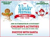 Winter Festival on December 13th