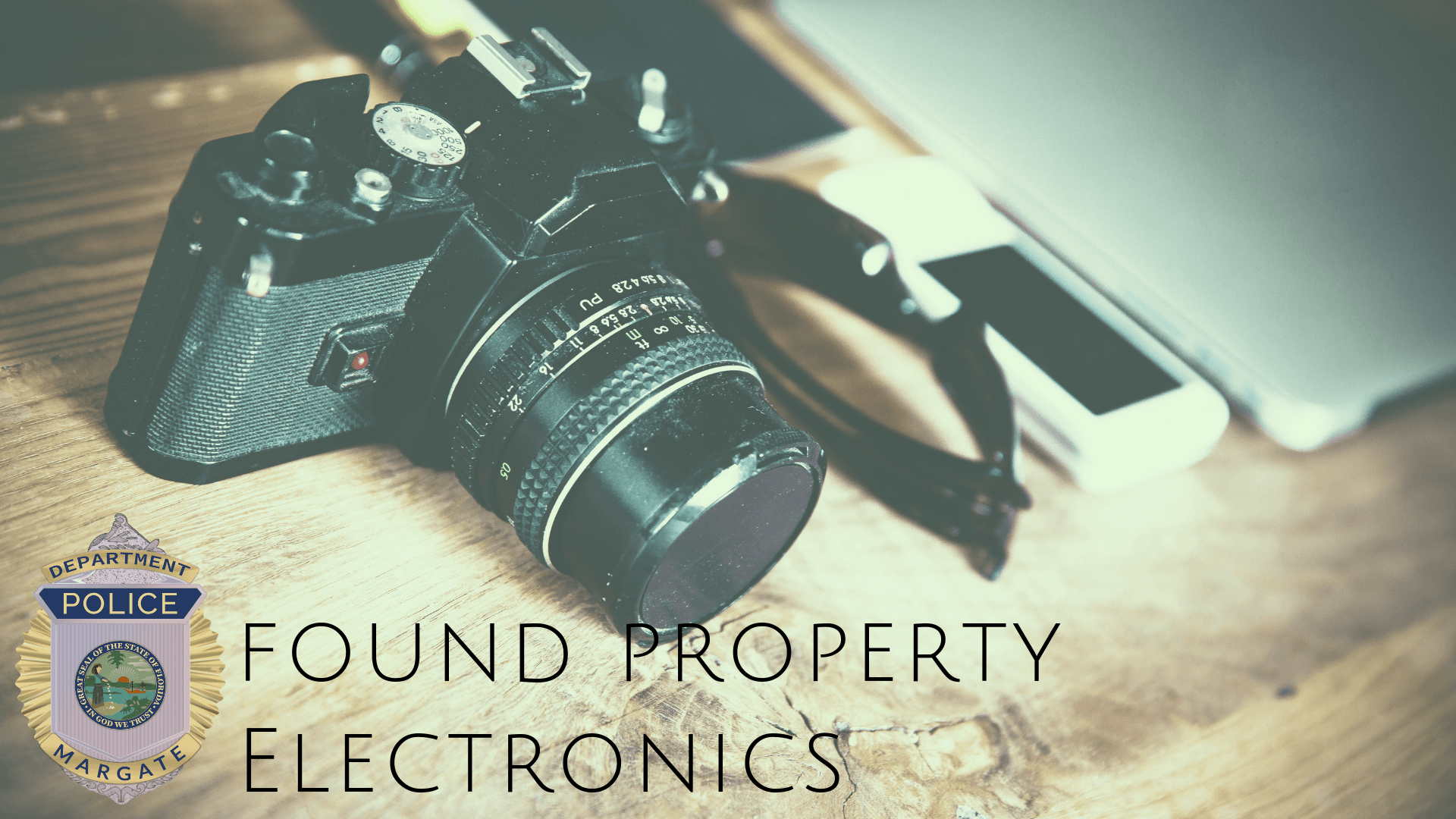 found property - Electronics