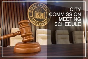 City Commission Meeting Schedule