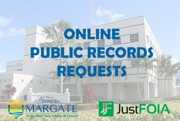 JustFOIA Public Records Request Portal
