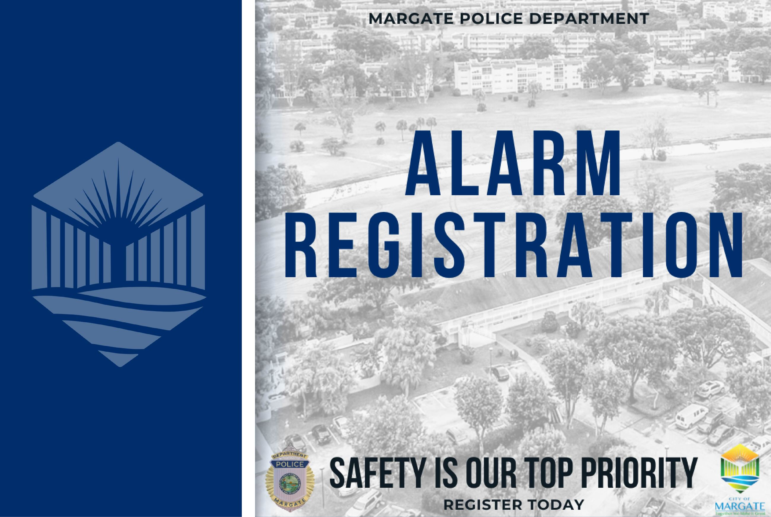 Alarm Registration - City News