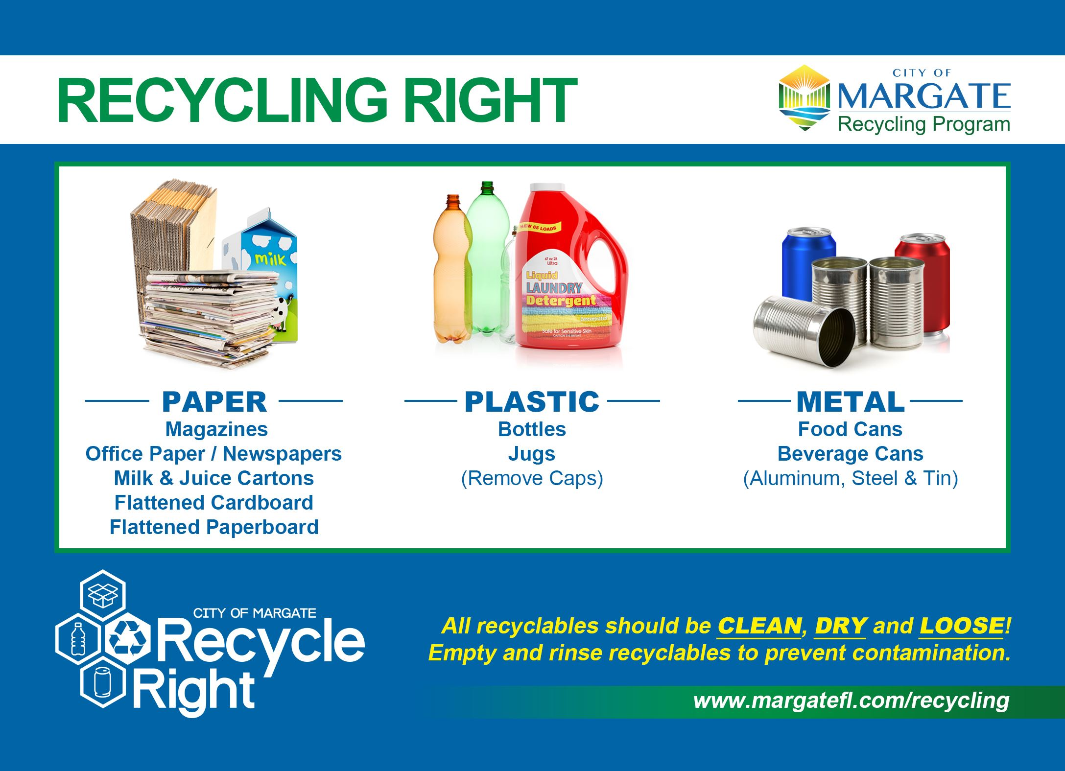 Recycling Right 2019