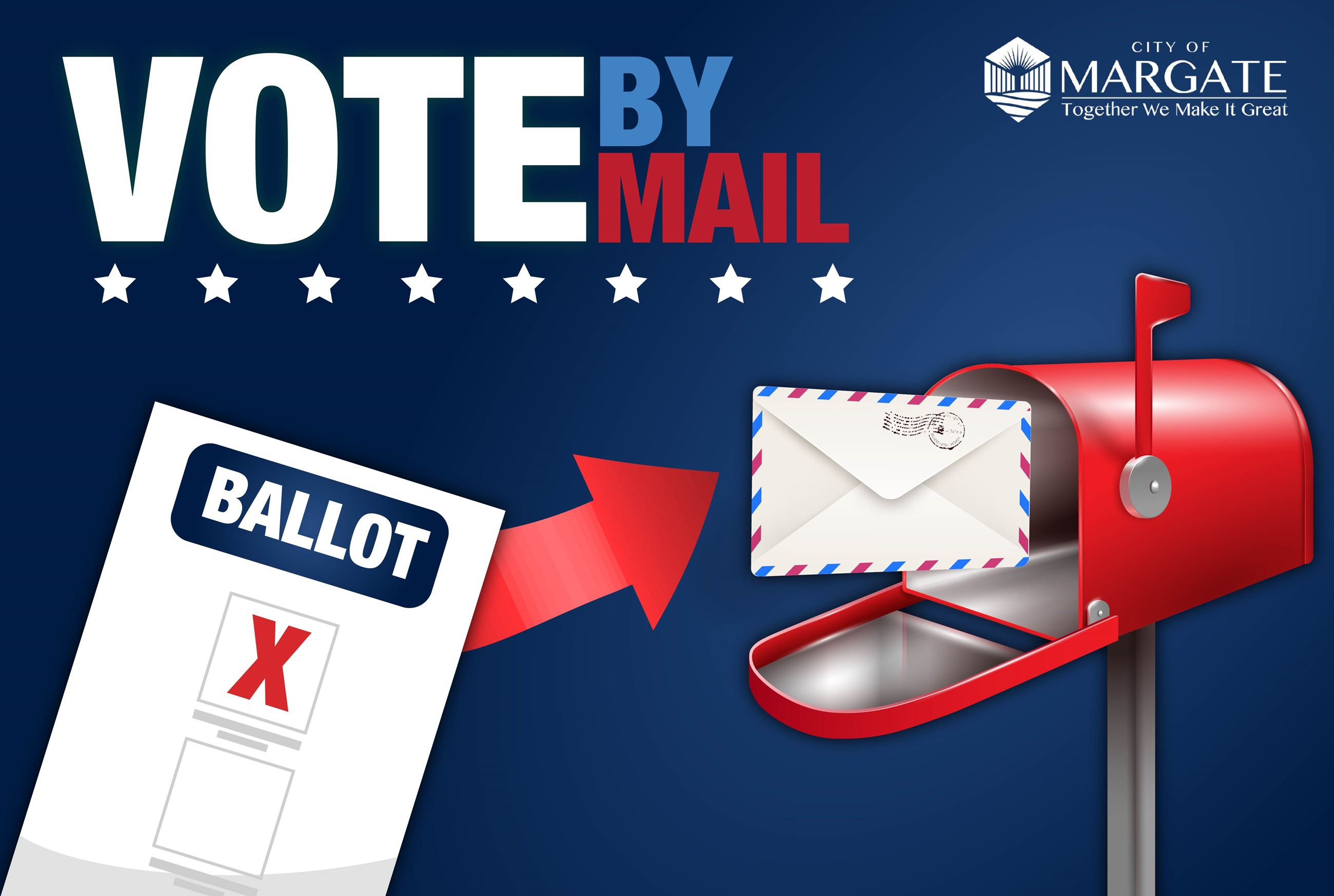 Vote By Mail Opens in new window